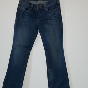 SEVEN BOOT CUT  SIZE 6